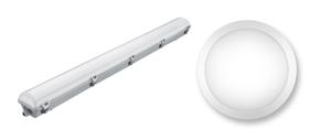 LED Vandtætte Armaturer