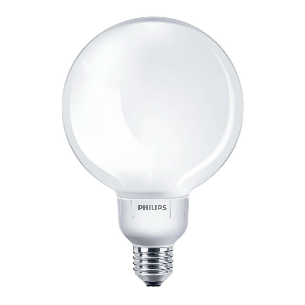 Philips Softone Globe 16W 827 E27 G120   ekstra varm hvid