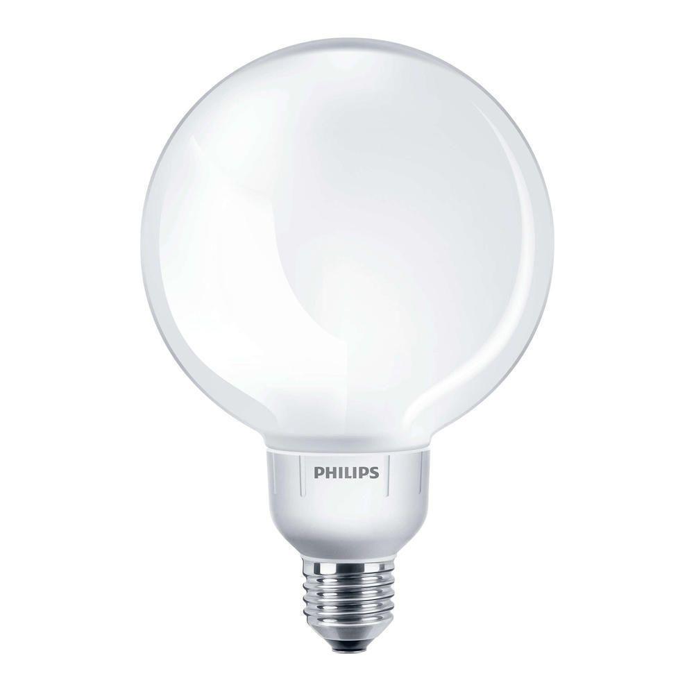 Philips Softone Globe 20W 827 E27 G120 | ekstra varm hvid