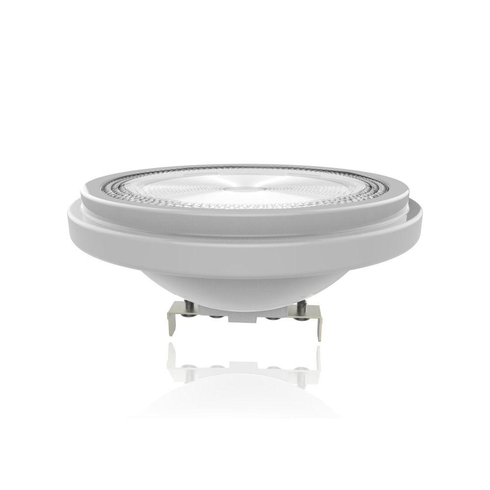 Noxion Lucent LED spot AR111 G53 12V 12W 930 40D | varm hvid - bedste farvegengivelse - dæmpbar - erstatter 75W