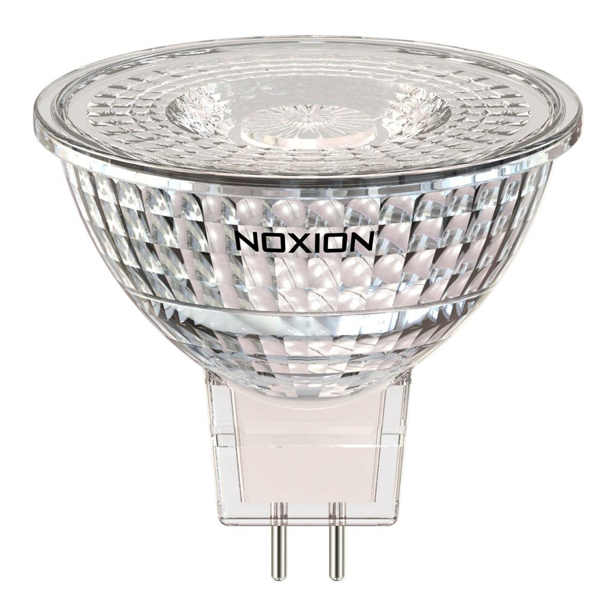 Noxion LED spot GU5.3 5W 830 36D 470lm | dæmpbar - varm hvid - erstatter 35W