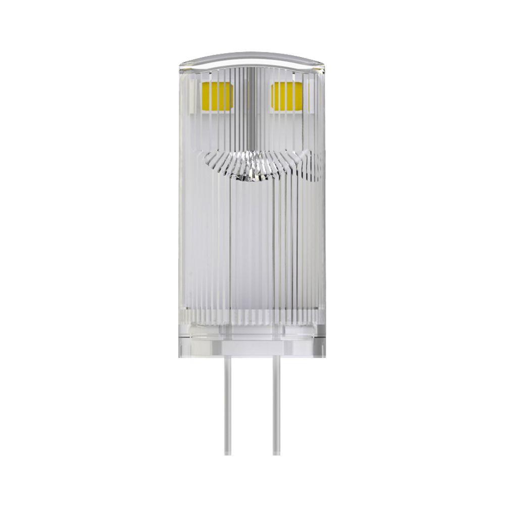 Noxion LED Bolt G4 0.9W 827 12V | ekstra varm hvid - erstatter 10W