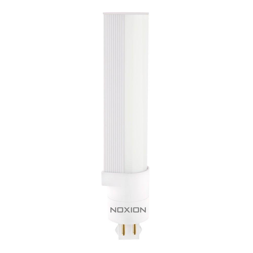 Noxion Lucent LED PL-C HF 9W 830   varm hvid - 4-pinde - erstatter 26W