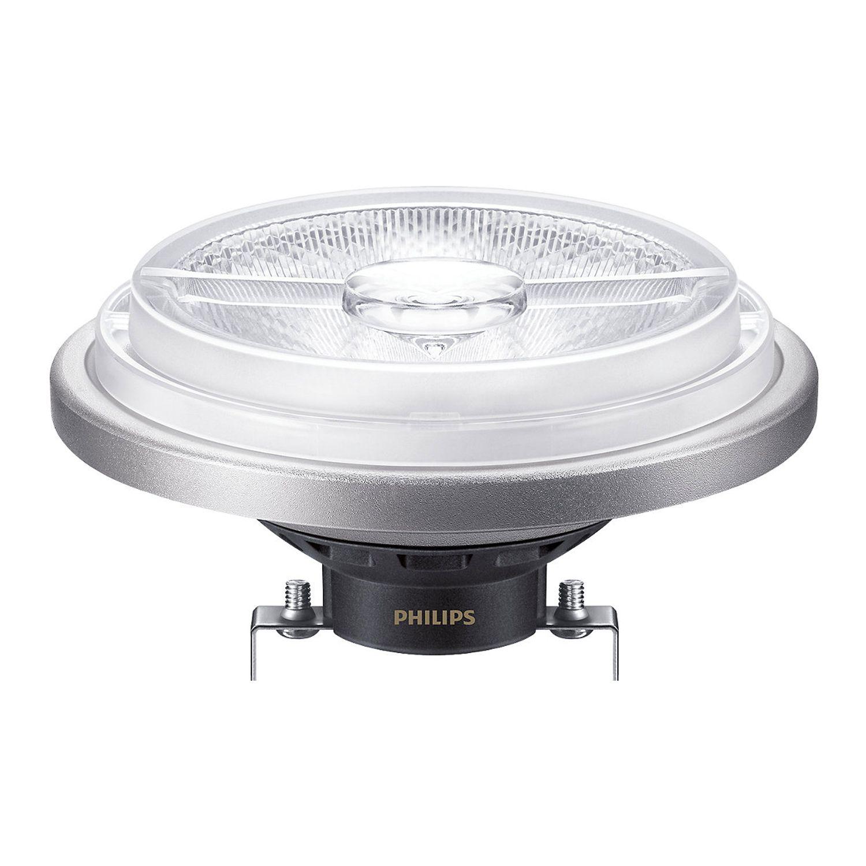 Philips LEDspotLV G53 AR111 (MASTER) 20W 927 24D | dæmpbar - bedste farvegengivelse - erstatter 100W