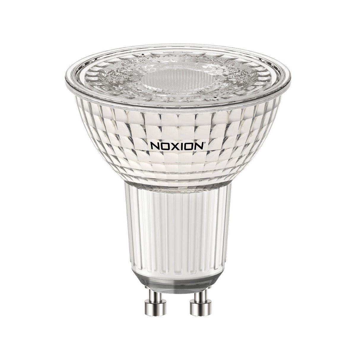 Noxion LED spot PerfectColor GU10 5.5W 930 60D 430lm | dæmpbar - varm hvid - erstatter 50W