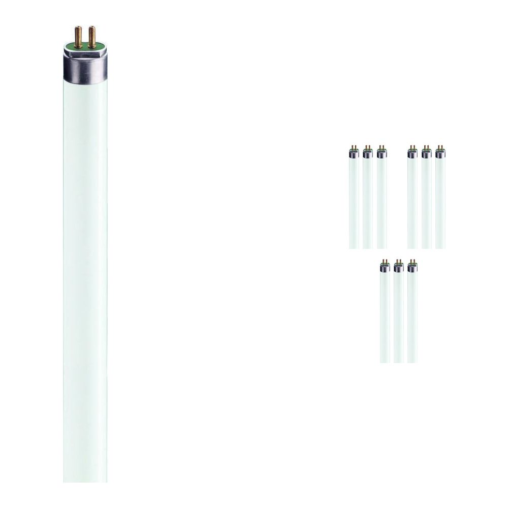 Fordelspakke 10x Philips TL5 HE 28W 840 (MASTER)   115cm - kold hvid