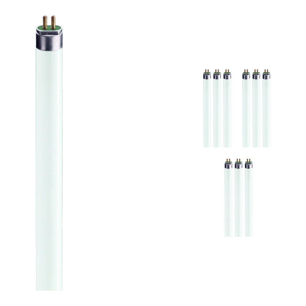 Fordelspakke 10x Philips TL5 HO 80W 840 (MASTER) | 145cm - kold hvid