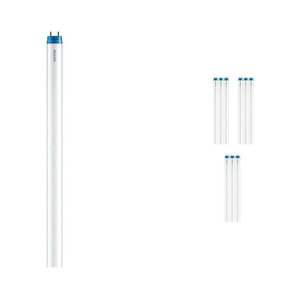 Fordelspakke 10x Philips CorePro LEDtube EM HO 18W 840 120cm | kold hvid - LED starter er inkl. - erstatter 36W