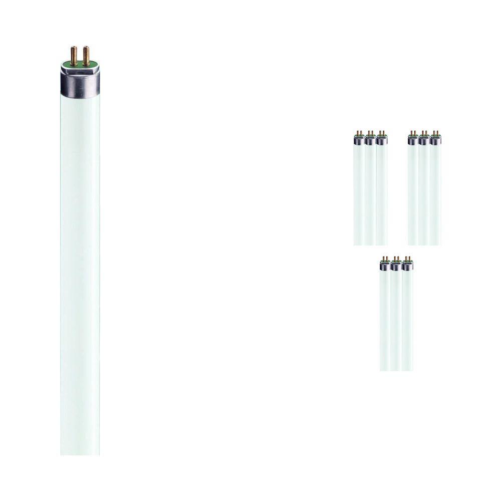 Fordelspakke 10x Philips TL5 HE 35W 830 (MASTER)   145cm - varm hvid