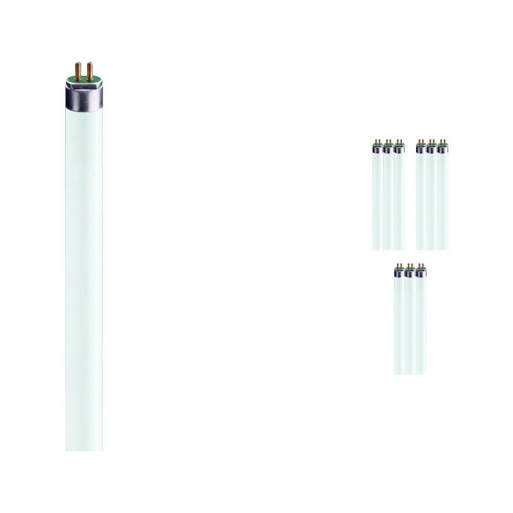 Fordelspakke 10x Philips TL5 HE 21W 840 (MASTER) | 85cm - kold hvid