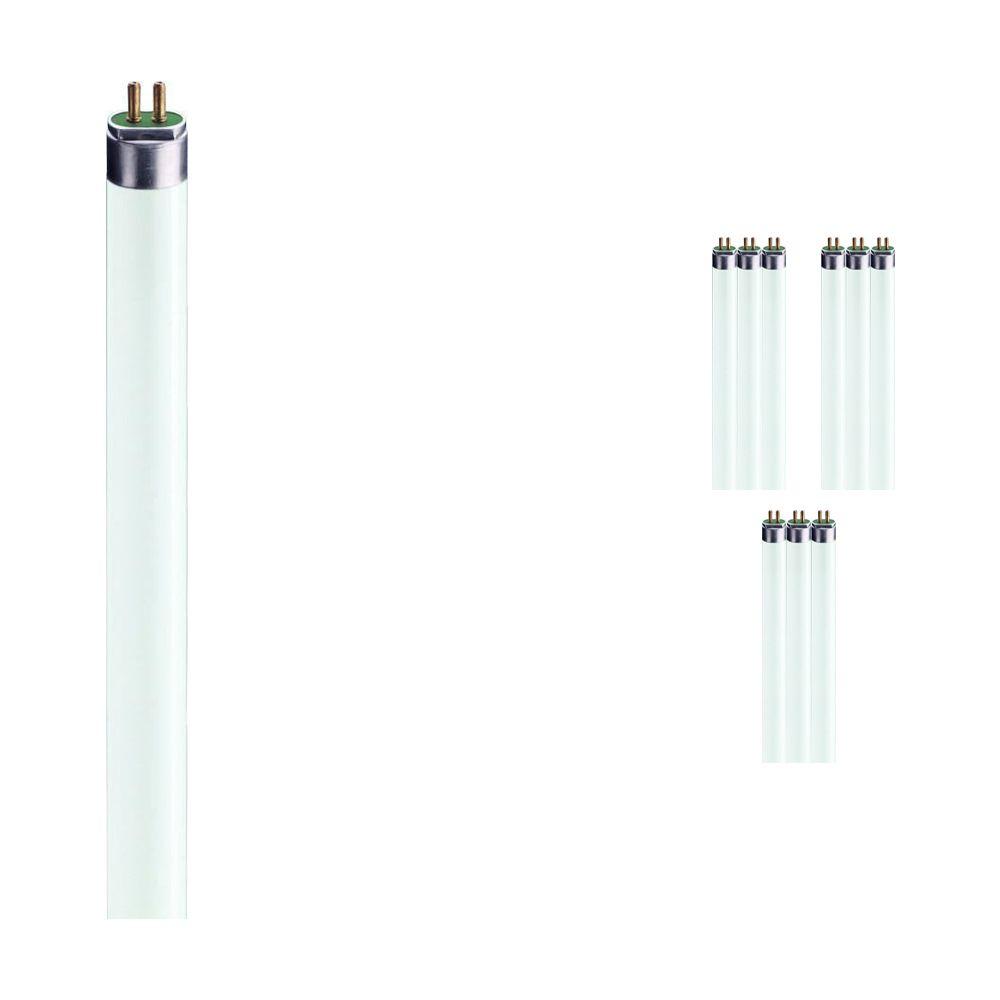 Fordelspakke 10x Philips TL5 HO 49W 830 (MASTER) | 145cm - varm hvid