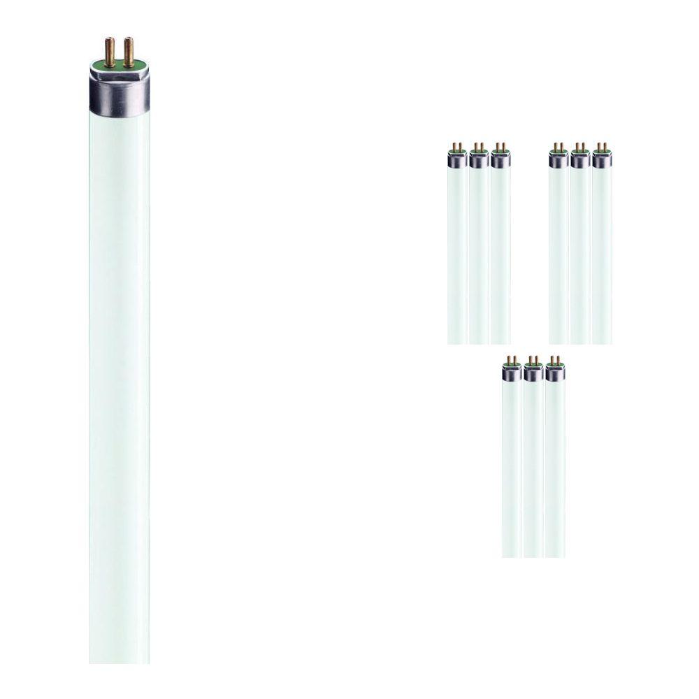Fordelspakke 10x Philips TL5 HE 35W 840 (MASTER) | 145cm - kold hvid