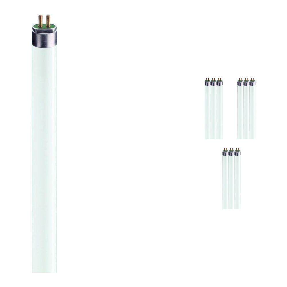 Fordelspakke 10x Philips TL5 HO 49W 840 (MASTER) | 145cm - kold hvid