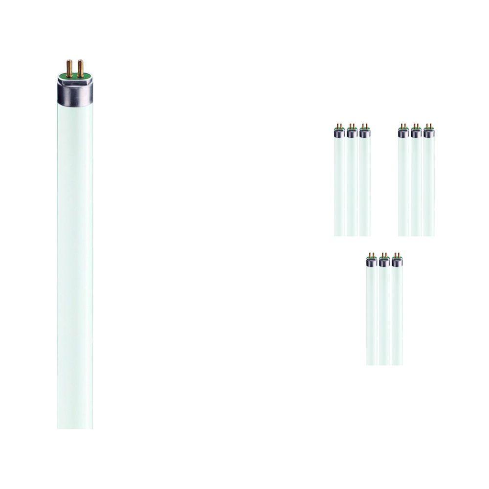 Fordelspakke 10x Philips TL5 HO 80W 830 (MASTER) | 145cm - varm hvid