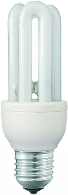 Philips Genie ESaver 14W 827 E27   ekstra varm hvid
