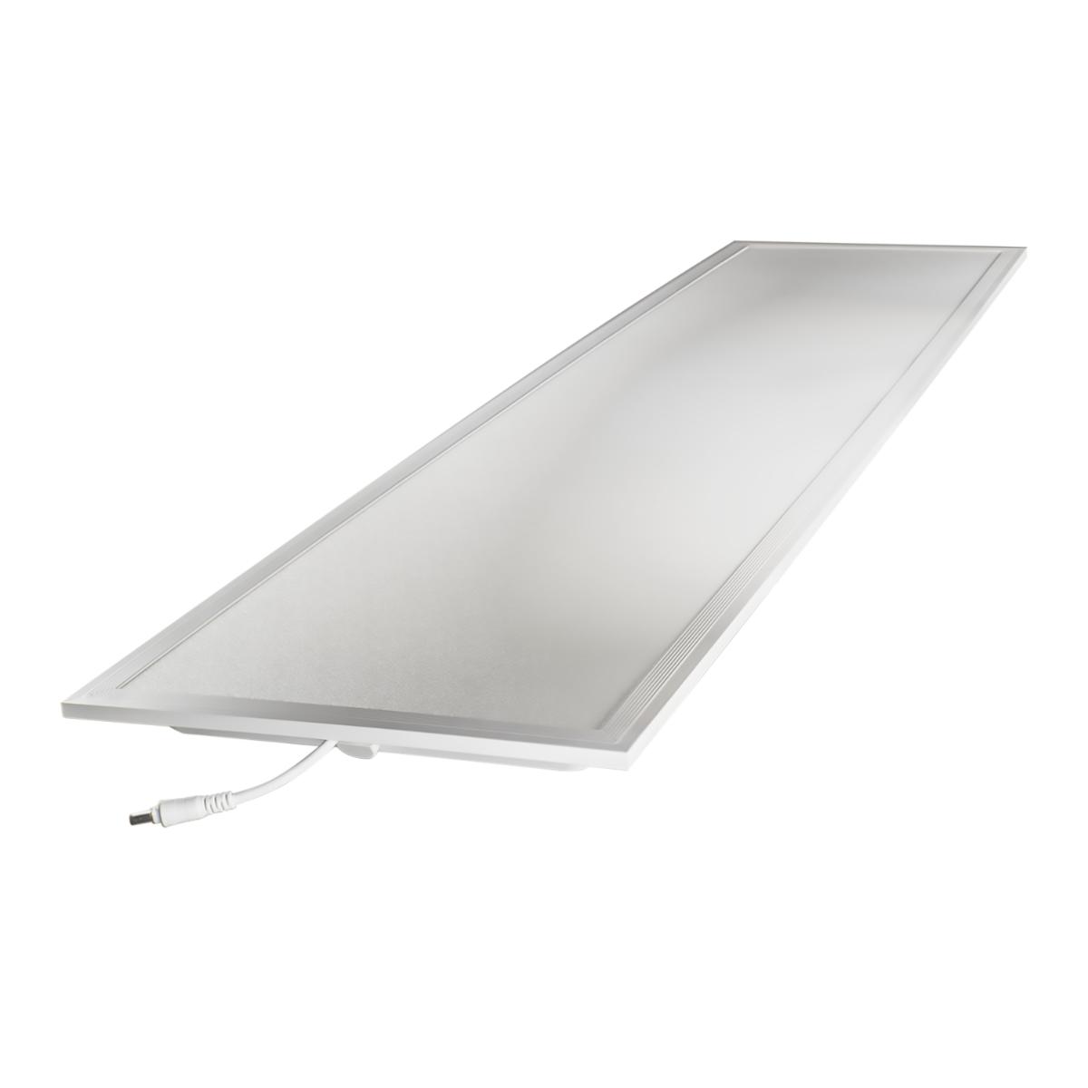 Noxion LED panel Econox 32W Xitanium DALI 30x120cm 3000K 3900lm UGR <22 | Dali dæmpbar - varm hvid - erstatter 2x36W