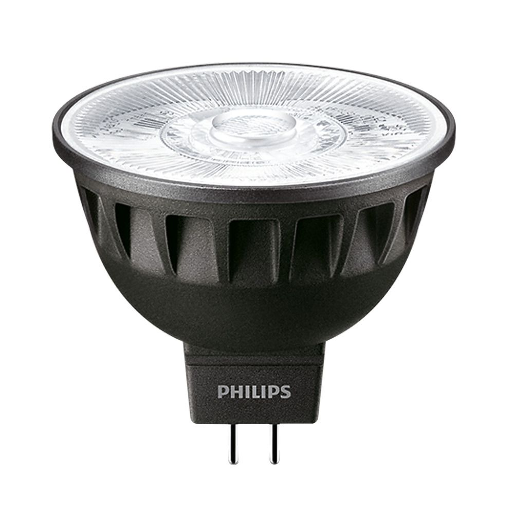 Philips LEDspot ExpertColor GU5.3 MR16 6.5W 930 60D (MASTER) | varm hvid - bedste farvegengivelse - dæmpbar - erstatter 35W