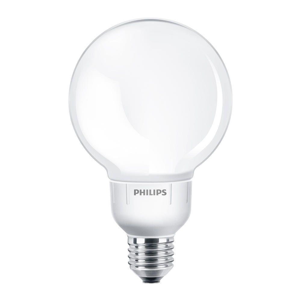 Philips Softone Globe 12W 827 E27 G93   ekstra varm hvid