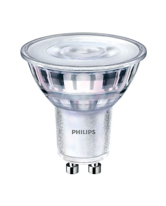 Philips CorePro LEDspot MV GU10 4W 827 36D | ekstra varm hvid - dæmpbar - erstatter 35W