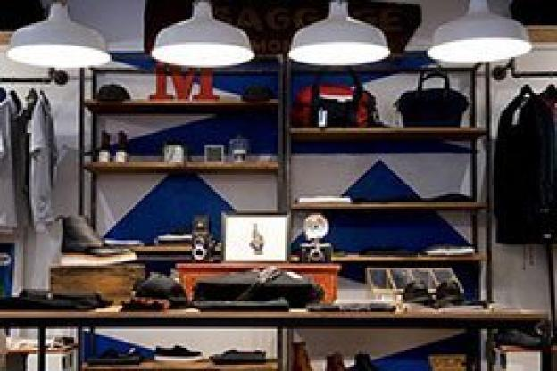 LED belysning til butikker