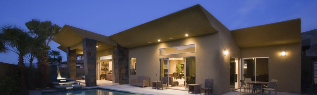 LED Sensorbelysning bolig