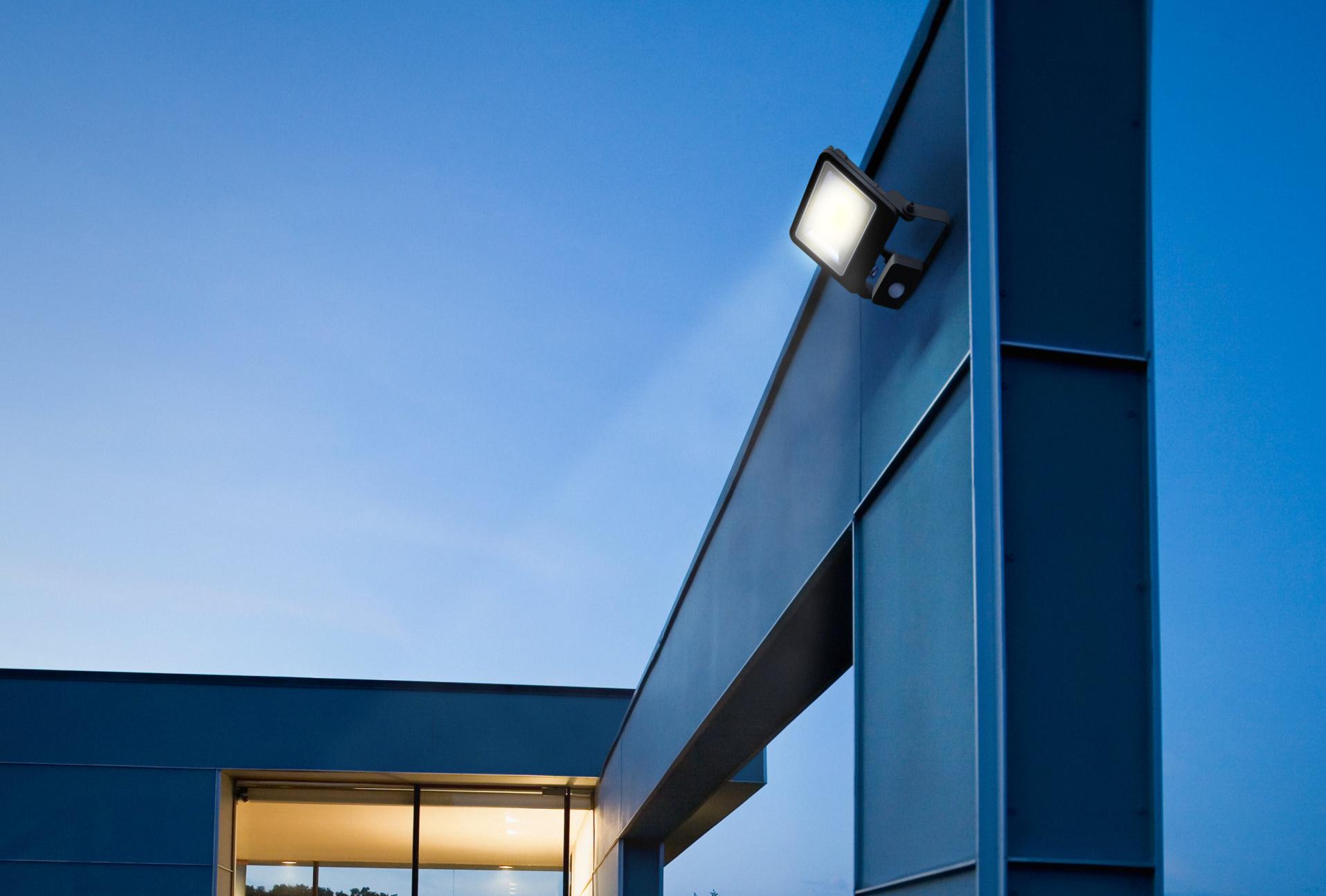 Sensorbelysning firma