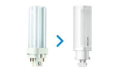 LED CFL Alternative
