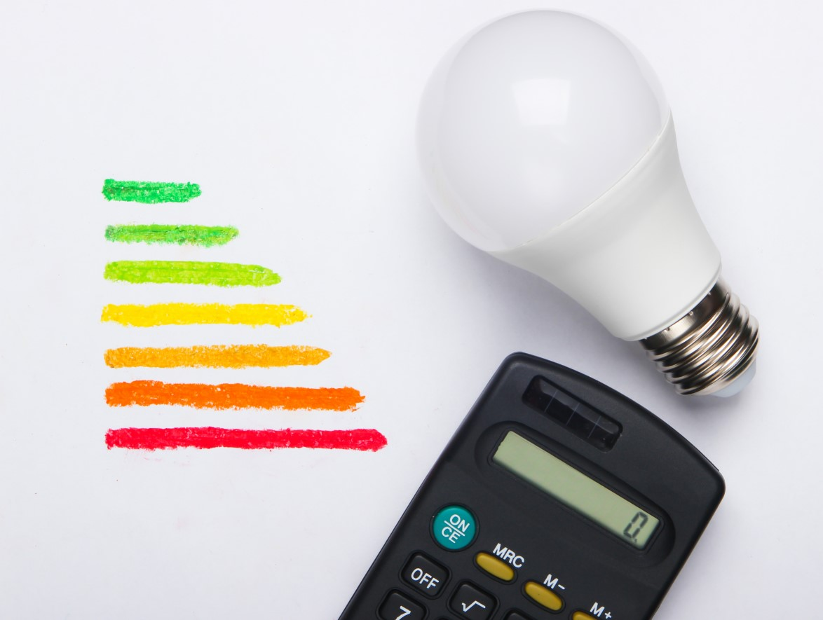 Energilsbel E27 LED pærer