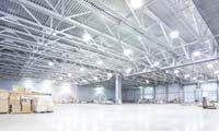 Engroslager & Logistik Belysning