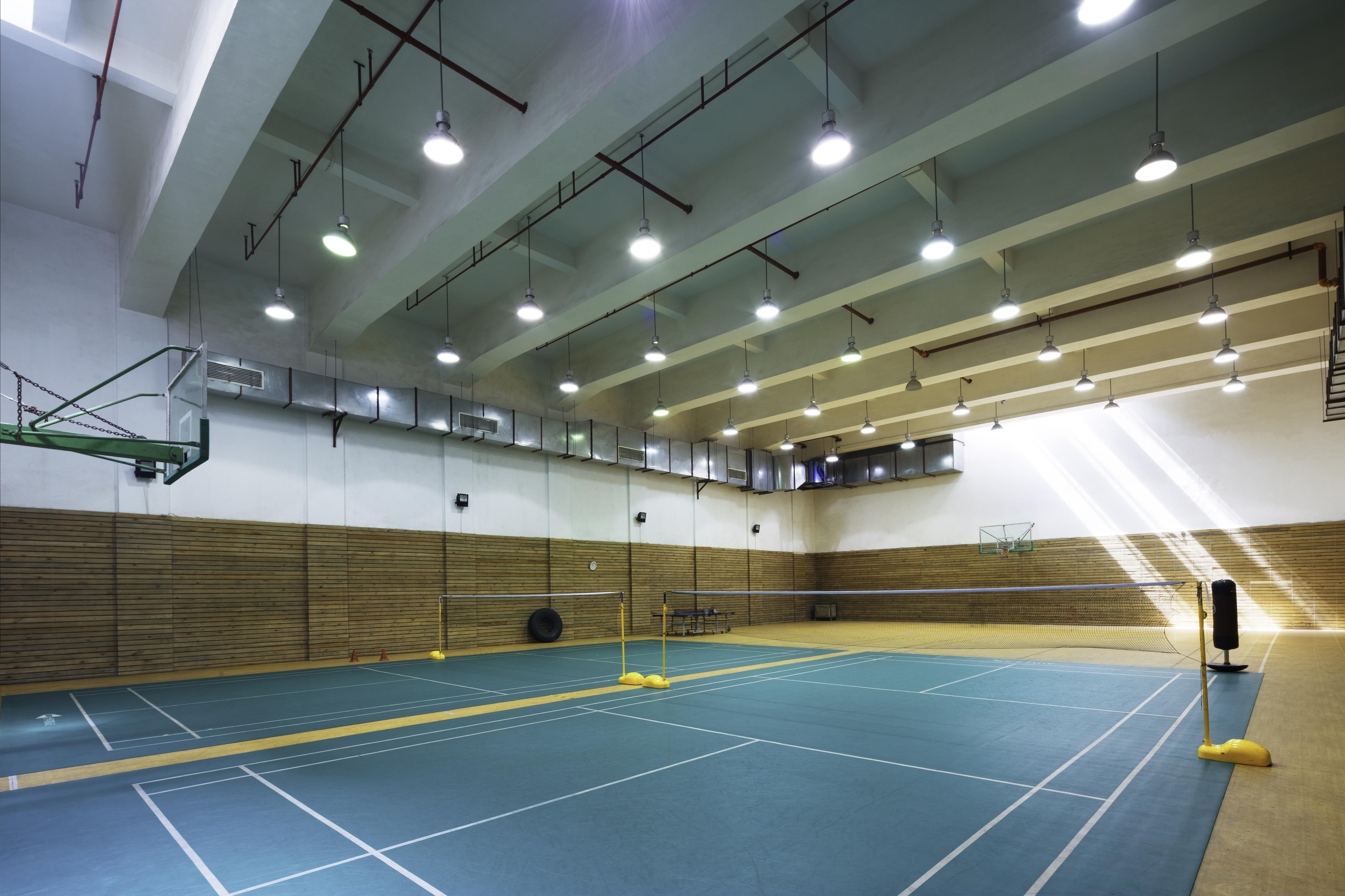 LED High Bays Sportshal