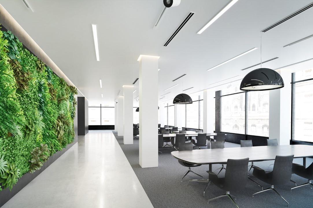 LED Opbouwarmaturen Kantoor