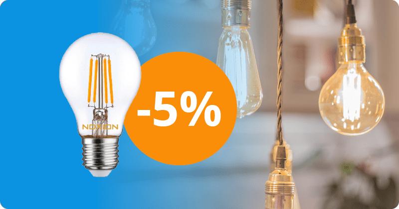 Noxion LED Filament