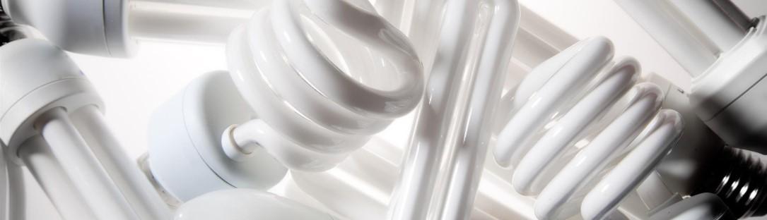 Spaarlamp foto